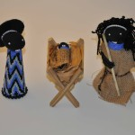 Zulu Nativity Dolls