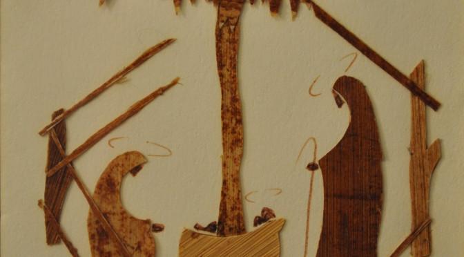Palm Tree Nativity