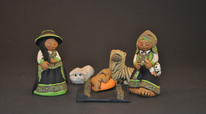 Joyful Andean Nativity