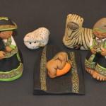 Joyful Andean Nativity