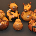 Happy Gourd Nativity