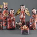 Folk Art Nativity