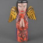 Folk Art Nativity - Angel