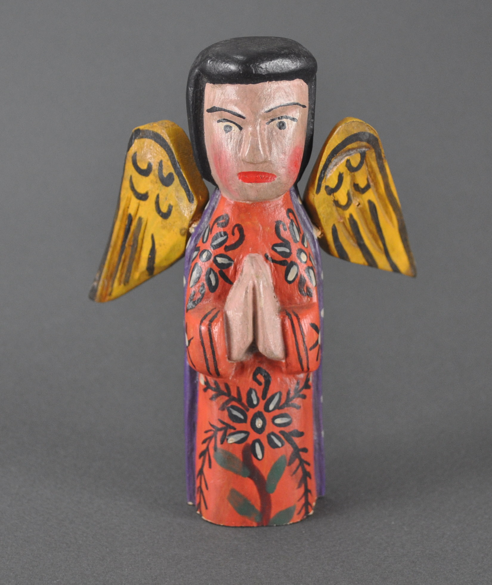 Folk Art Nativity - Angel