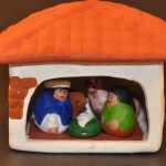 Adobe House Nativity