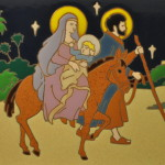 Arius Flight into Egypt
