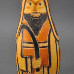 Large Gourd Nativity, Joseph