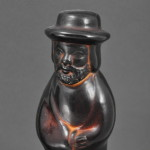 Black Chulucanas Holy Family