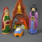 Russian Holy Family