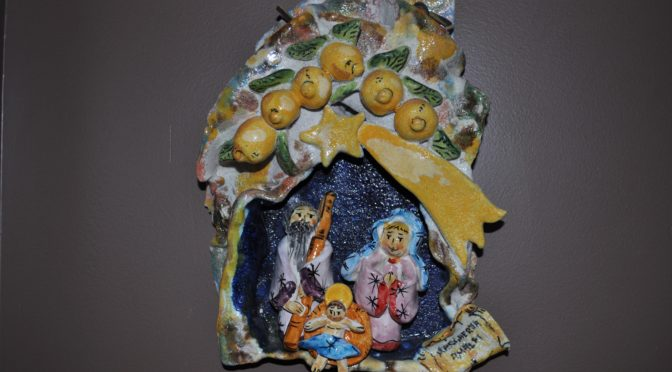 Lemon Nativity