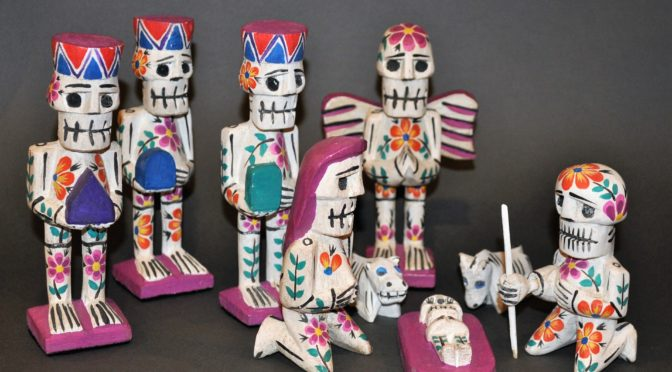 """Calaveras"" Nativity Scene"