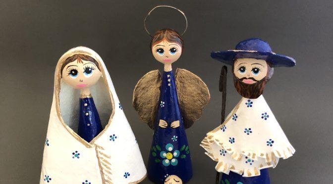 """Awestruck"" Nativity"