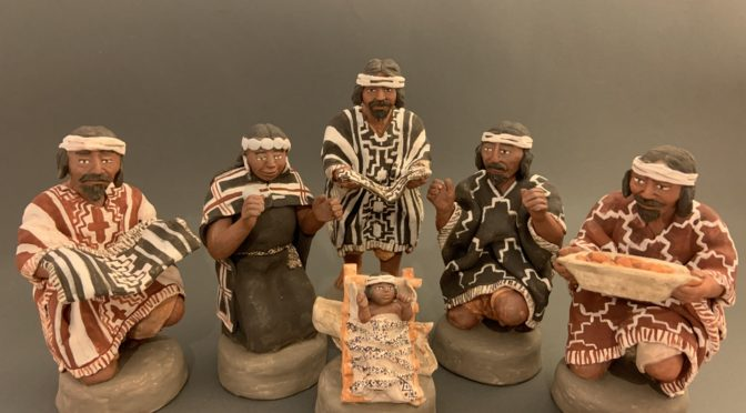 Mapuches Nativity