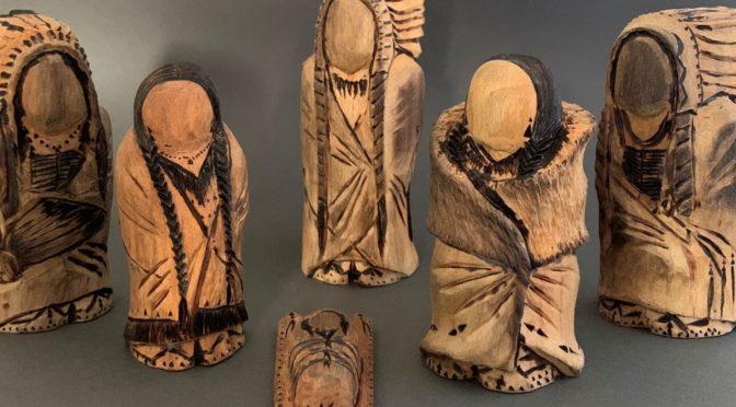 Lakota Nativity