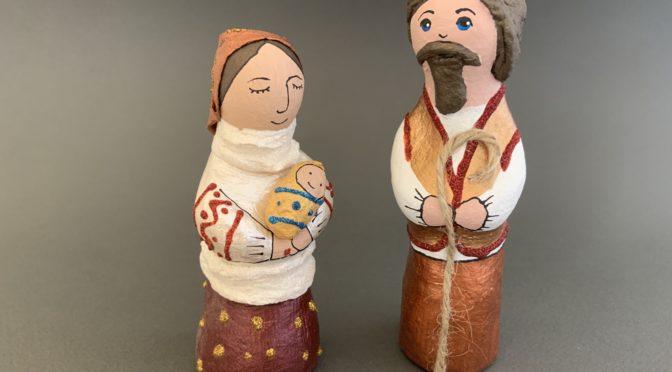 Vertep Nativity